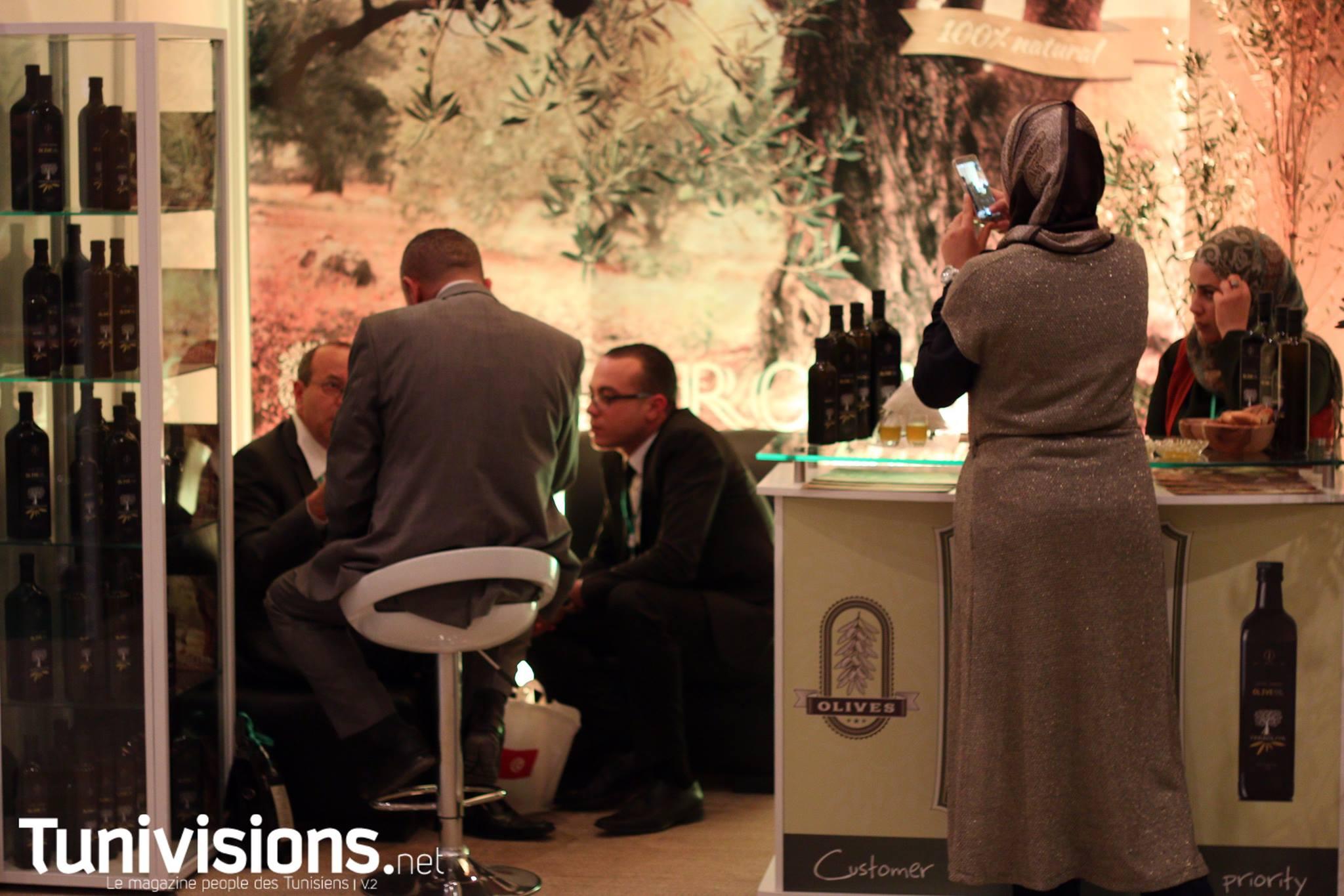 Lancement des 1 res rencontres internationales de l 39 huile for Chambre de commerce de sfax